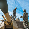 ABOLC tank Gunnery Training at the DMPRC