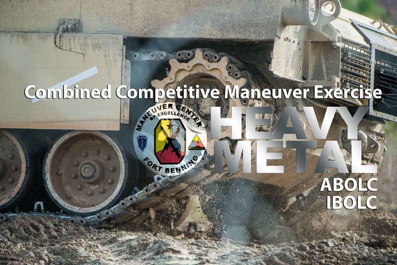 Combined Competitive Maneuver Exercise – Heavy Metal