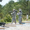 Infantry Basic Officer Leader's Course students made history this week as<br /> the first IBOLC class to conduct live-fire training with a high explosive<br /> Anti-Tank projectile. The training event was part of heavy weapons<br /> familiarization training for IBOLC's C Company, 2nd Battalion, 11th Infantry<br /> Regiment at Fort Benning, Ga. The purpose of this training is to develop<br /> competent Infantry Platoon Leaders who understand the capabilities of these<br /> weapon systems.