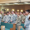 Memorial Ceremony IHO Second Lieutenant Michael R. Parros