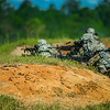 2017 07 13 Infantry Basic Officer Leadership Course (IBOLC) Platoon Live-Fire Training Exercise