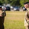 2nd Battalion, 11th Infantry Regiment Change of Command