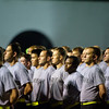 01 OCT 2010 - MCCC PT with MG Ferriter at Doughboy Stadium, Fort Benning, GA, MCoE.  Photo by John D. Helms - john.d.helms@us.army.mil