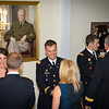 23 MAR 2011 - MCCC Class 1-11 attend a reception at Riverside hosted by MCoE Commanding General MG Robert Brown and wife Patti.  Fort Benning, GA.  Photo by John D. Helms - john.d.helms@us.army.mil