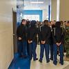 International Military Student's School visit