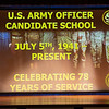 Officer Candidate School Birthday Ceremony
