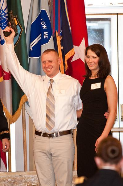 2LT Kyle P Soler, OCS Patterson Award Dinner, 25 MAR 2010