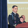 International Military Student Office Cresting ceremony