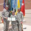 10 APR 2012 (Fort Benning, GA) - Mass Re-enlistment  Photo by Lori Egan , The Bayonet