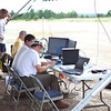 (FORT BENNING, Ga) The MCoE and Georgia Tech Research Institute performs multiple unmanned aircraft systems flight test June 6, 2013  (Photos by: Patrick A. Albright/MCoE PAO Photographer)
