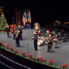 04 DEC 2011 (Fort Benning, GA) - MCoE Band Holiday Concert at the River Center. Photo by Kristian Ogden