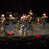 (Columbus, Ga) Soldiers, family, friends and citizens of the community attend the Annual Sounds of the Season Holiday Concert featuring the Maneuver Center of Excellence Band, December 9, 2012 at The River Center. (Photos by: Patrick A. Albright/MCoE PAO Photographer)