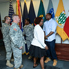 Award Ceremony for SSG McAdoo (Photo by Patrick A. Albright / MCoE PAO Photographer)