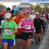 At the sound of the gun shot, more than 960 runners -- including our very own Susanna --  took off from the start point at the National Infantry Museum Nov. 13 at 7:10 a.m. Photo by Kristin Molinaro