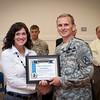 21 OCT 2010 - Inspired Leadership Awards at BLDG 7.  Photo by John D. Helms - john.d.helms@us.army.mil