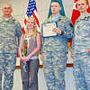 20 APR 2011 - Sergeant Audie Murphy Club Induction Ceremony, Pratt Hall, Fort Benning Georgia, Photos by Vince Little.