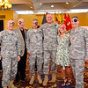 28 JUNE 2011 (FORT BENNING, GA) - Awards Luncheon honoring BG and Mrs. Ted Martin at the Benning Conference Center. Photo By Kristian Ogden.