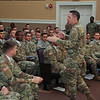 OCS Class 18-003 with Maj. Gen. Eric J. Wesley