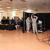 21 OCT 2010 - AUSA MCoE Booth Setup (test run in BLDG 7).  Photo by John D. Helms - john.d.helms@us.army.mil