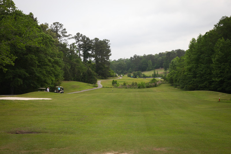 SHARP month Golf Scramble