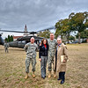 18 JAN 2011 - Columbus, GA Mayor Teresa Tomlinson tours Fort Benning with MCoE Commanding General MG Brown, COL(R) Poydasheff, and Post CSM Hardy.  Fort Benning, GA.  Photo by John D. Helms - john.d.helms@us.army.mil