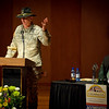 07 JAN 2011 - Greater Columbus Georgia Chamber of Commerce Annual Meeting.  MCoE Fort Benning Commanding General MG Brown, guest speaker.  LTG(R) Carmen Cavezza, 2011 Chair-Elect.  Legacy Hall, River Center, Columbus, GA.  Photo by John D. Helms - john.d.helms@us.army.mil