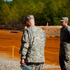 02 FEB 2012 (Fort Benning, GA) - HOTEX at Red Cloud Range.  (Photo by Patrick Albright/MCoE PAO Photographer)