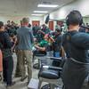 MSNBC Film Crew Visit