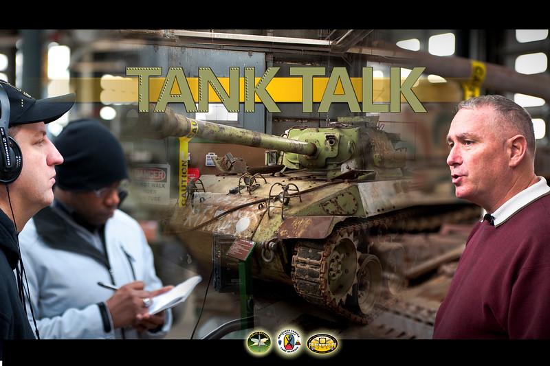 Shooting Tank Talk (Behind the Scenes)