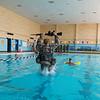 OCS Class 010-15 Combat Water Survival Test