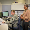 13 FEB 2012 (Fort Benning, GA) - Contract Office. Photo by Kristian Ogden.