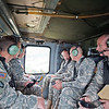 FORT BENNING, Ga. - Aerial photos of Fort Benning during an installation overflight April 20, 2010 with Fort Benning senior leadership and GEN Dempsey, then-commanding general of the U.S. Army Training and Doctrine Command.