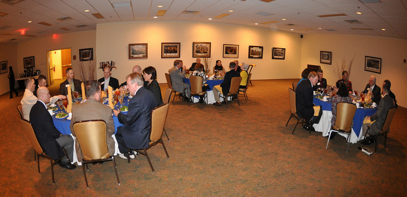 Civic Leader Dinner, National Infantry Museum, 29 MAR 2010