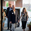 22 MAR 2011 - Civic leader dinner at the Chattahoochee River Club with GEN(R) Sullivan, CSM(R) Spencer, and author David Baldacci; hosted by MCoE Commanding General MG Robert Brown and wife Patti.  Columbus, GA.  Photo by John D. Helms - john.d.helms@us.army.mil
