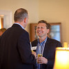 22 MAR 2011 - Civic leader social at Riverside with GEN(R) Sullivan, CSM(R) Spencer, and author David Baldacci; hosted by MCoE Commanding General MG Robert Brown and wife Patti.  Fort Benning, GA. Photo by John D. Helms - john.d.helms@us.army.mil