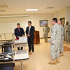 08 AUGUST 2011 (FORT BENNING, GA) - Congressman Westmoreland visits the  Armor School at the Maneuver Center of Excellence. Photo by Kristian Ogden.