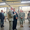 08 AUGUST 2011 (FORT BENNING, GA) - Congressman Westmoreland visits the  Armor School at the Maneuver Center of Excellence. Photo by Stephanie Cosby.