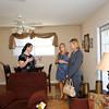 13 SEPT 2011 (FORT BENNING, GA) - Mrs. Cone visits the Maneuver Center of Excellence. Photo by Kristian Ogden.