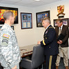 23 SEPT 2011 (FORT BENNING, GA) - MG Semonite visits McGinnis-Wickam Hall and the Corp of Engeneers. Photo by Kristian Ogden.