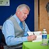 13 OCT 2011 (FORT BENNING, GA) - Bob Delaney visits the Maneuver Center of Excellence. Photo by Kristian Ogden.