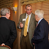 26 OCT 2011 (FORT BENNING, GA) - Coach Marv Levy visits the Maneuver Center of Excellence. Photo by Kristian Ogden