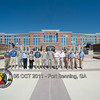 05 OCT 2011 (FORT BENNING, GA) - TSYS group visits the Maneuver Center of Excellence. Photo by Kristin Gallatin.