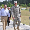 Secretary of Defense Leon Panetta visits Fort Benning May 4.