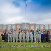 23 FEB 2012 (FORT BENNING, GA) - Staff Judge Advocate Group Photo. Photo by Kristian Ogden.