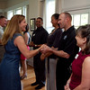 (FORT BENNING, Ga.) Maj. Gen. H. R. McMaster and his wife Katie host a Welcome Home Reception in honor of the return of the 75th Ranger Regiment and 3rd Armored Brigade Combat Team, April 23, 2013 at Riverside. (Photo by Ashley Cross/MCoE PAO Photographer)