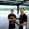Physical Training with Maj. Gen. Scott Miller