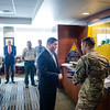 Columbian Ambassador Pinzon's visit to The Maneuver Center of Excellence