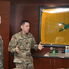 2017 03 09 (FORT BENNING, Ga.) LTG Tomás Miguel Miné Ribeiro Paiva, Chief of Brazilian Army's Commander Cabinet, tours Fort Benning and the Maneuver Center of Excellence during his visit to the United States of America, March 09, 2017. (Photo by: Markeith Horace/MCoE PAO Photographer)