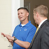 The Honorable Ryan D.McCarthy, Acting Secretary of the Army visit MCoE