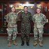 Maj. Gen. Casto visit